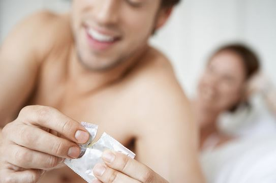 Using two condoms at a time is popularly referred to as double-bagging.